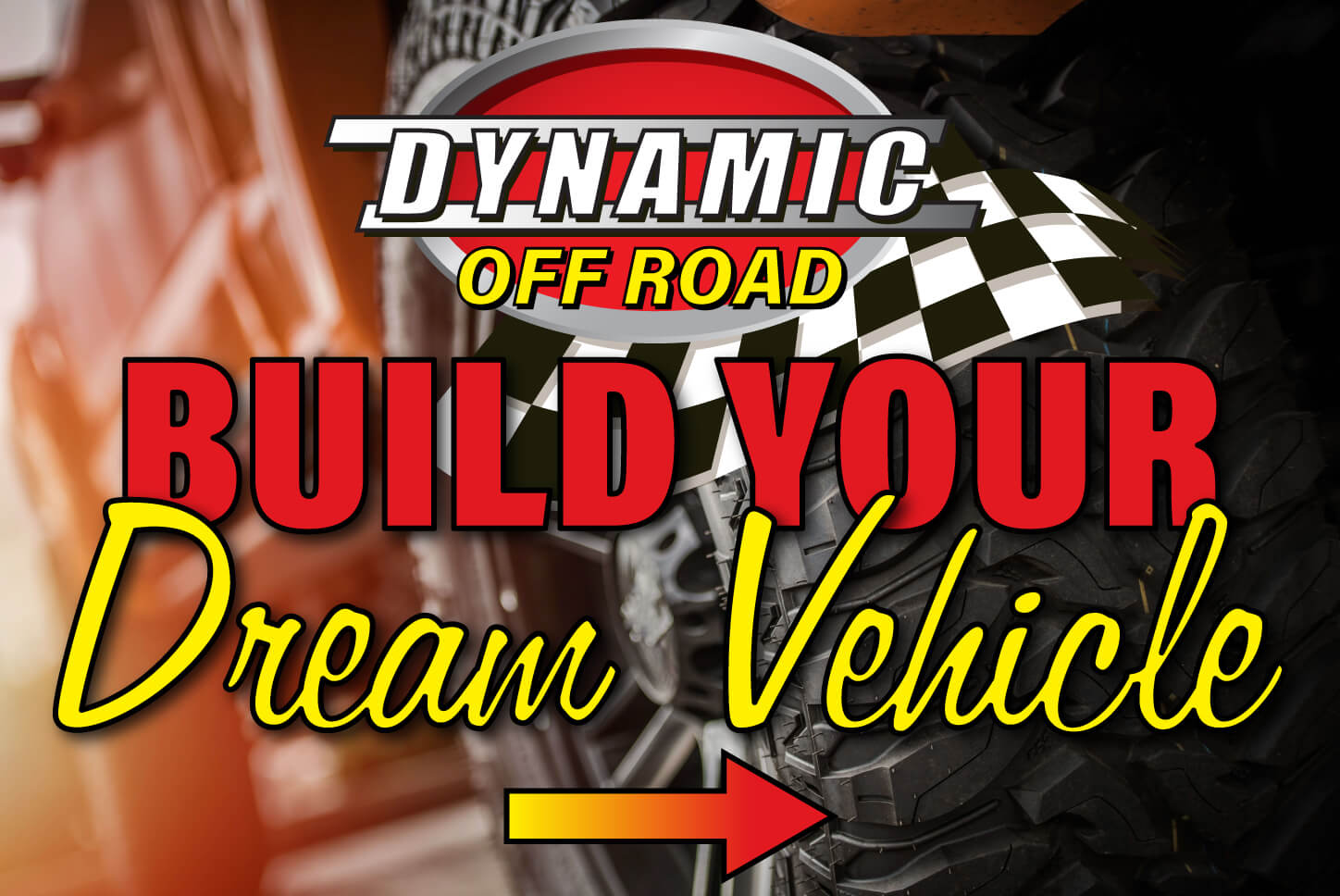 Build Your Dream Vehicle