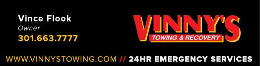 vinnys-towing-logo